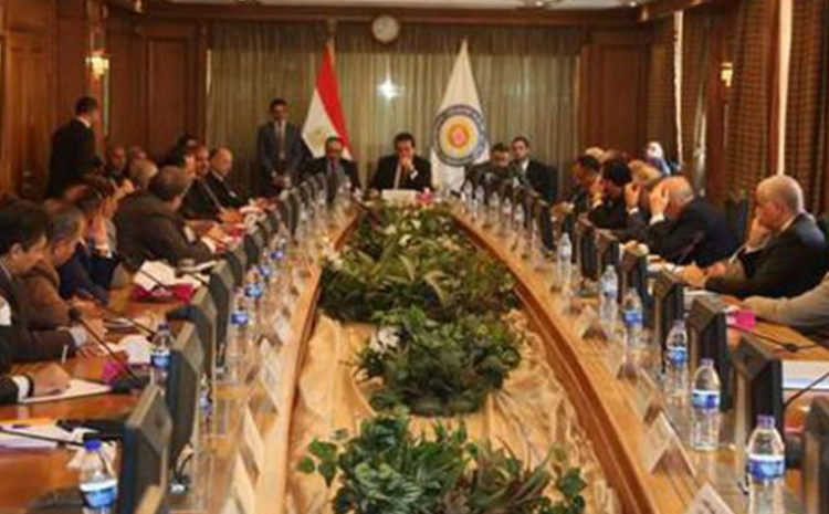 Emergency meeting of the Supreme Council of Universities