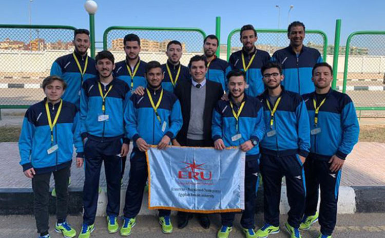 ERU participates in the first sports forum for international students