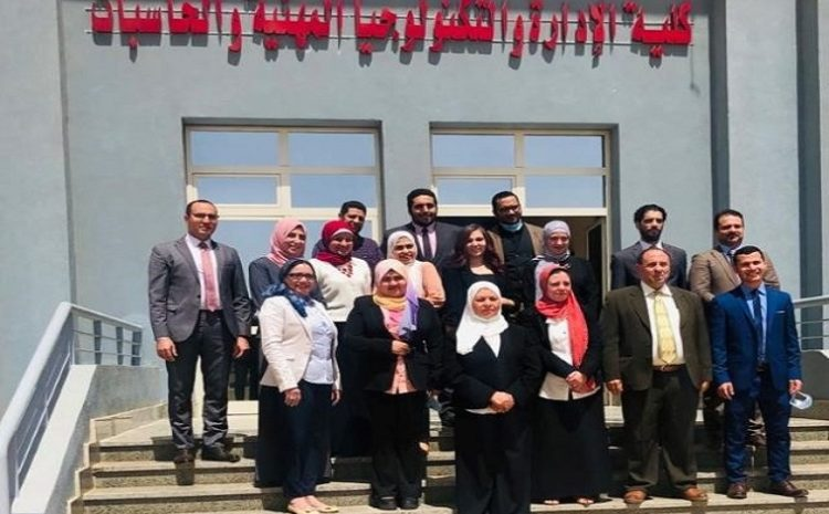 The Faculty of Management, Professional Technology and Computers at the Egyptian Russian University provides important tips for creating a successful project