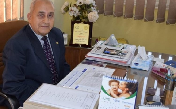"""In its six consecutive year,  The Faculty of Pharmacy at the Egyptian Russian University organizes an exhibition """"The Splendor of Medicinal Plants"""""""