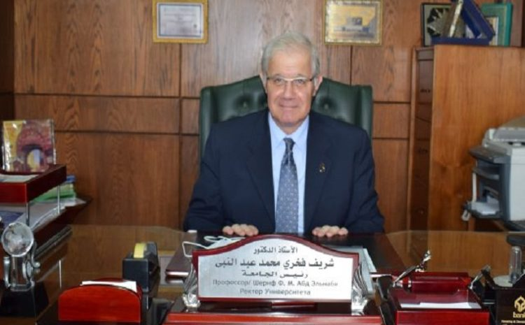 Distinguished educational programs The Egyptian Russian University is getting prepared to receive high school students for the new academic year.