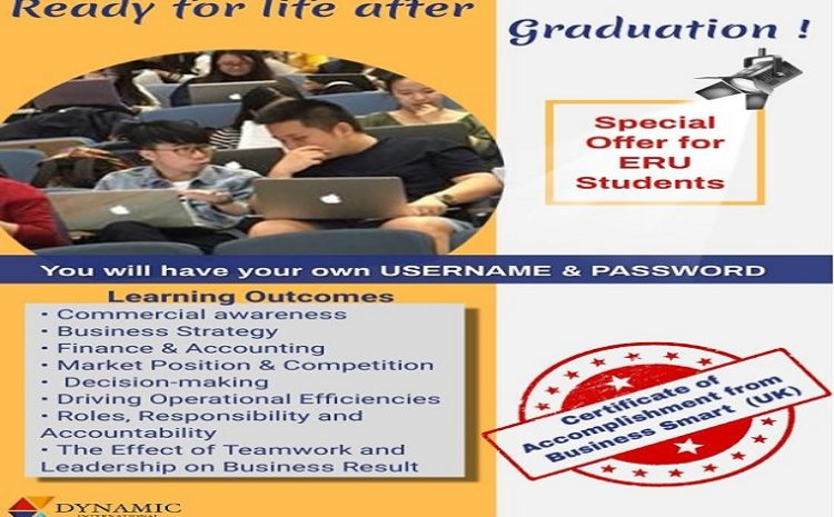 Online Business Simulation by Dynamic International.